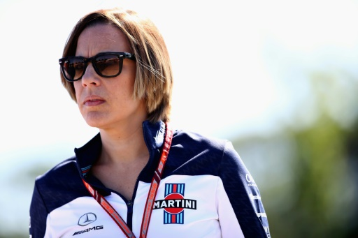 F1: Williams ne participera pas aux essais