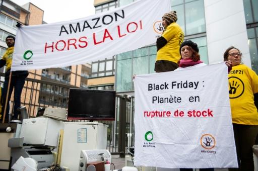 Le PCF continue chez Amazon son tour des