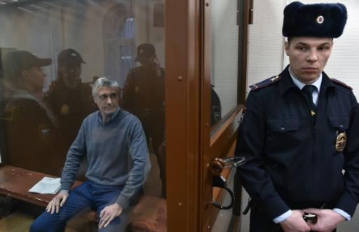 Russie: une arrestation