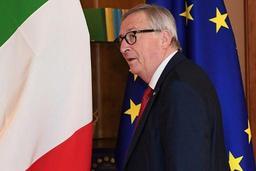 Juncker: Trump
