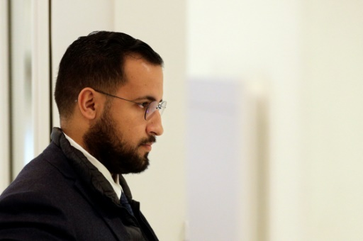 Violences du 1er mai: Alexandre Benalla au tribunal pour être entendu par les juges
