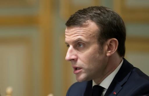Antisémitisme: Macron se rendra mardi au Mémorial de la Shoah