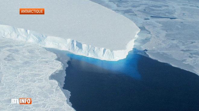 La fonte d'un glacier géant inquiète les scientifiques: sa disparition pourrait entraîner des réactions en chaîne