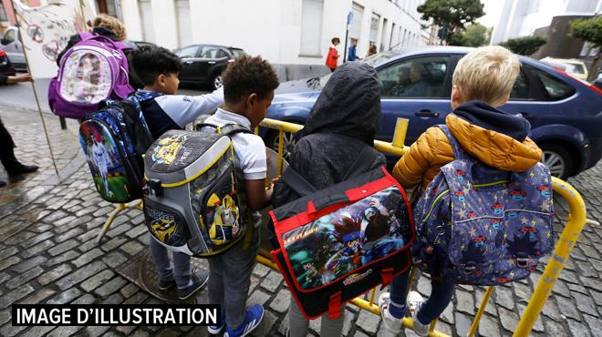 L'âge auquel les élèves seront OBLIGÉS d'aller à l'école va bientôt changer en Belgique