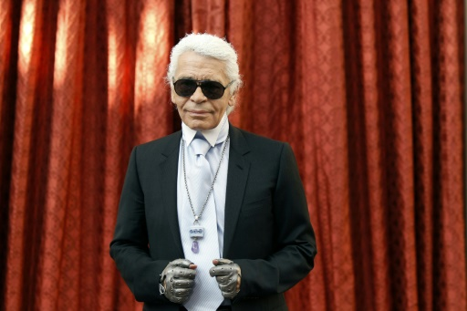 Karl Lagerfeld, le prolifique