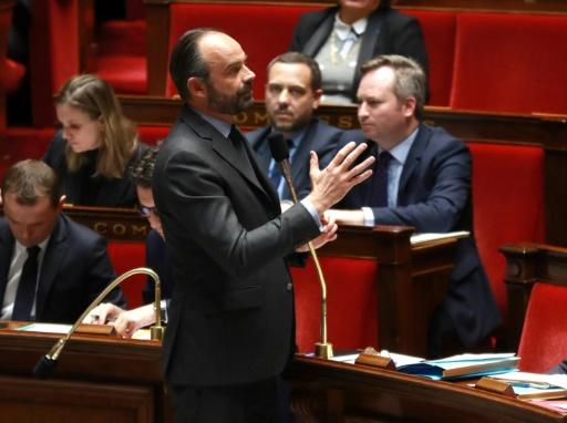 Antisémitisme: Philippe appelle à