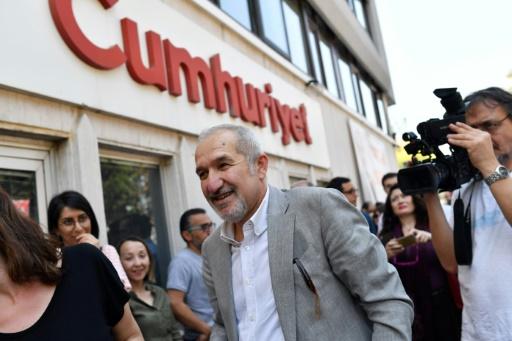 Turquie: les peines de prison de journalistes d'opposition confirmées en appel