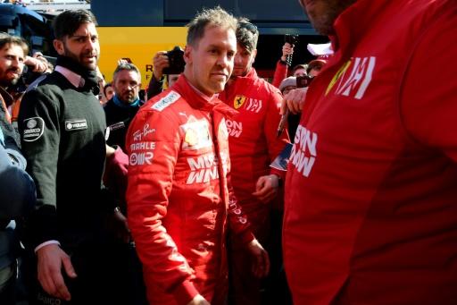 F1: Vettel est