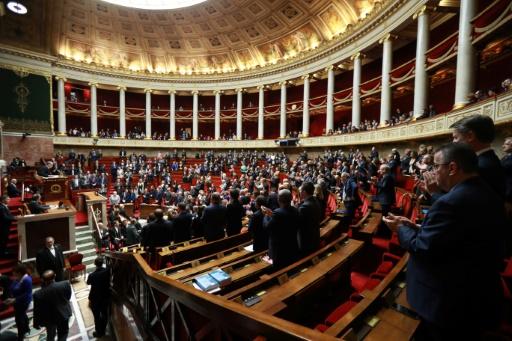 L'Assemblée adopte le projet de loi