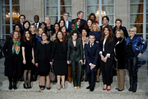 Des pistes pour l'égalité femmes-hommes et 120 millions pour les ONG, sous l'égide des Macron