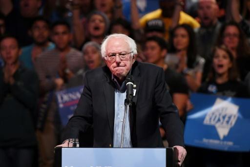 L'effet Bernie Sanders: cap à gauche chez les démocrates américains