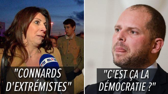 Grosse tension entre la bourgmestre socialiste de Verviers et Theo Francken- voici leurs points de vue (vidéos) 1