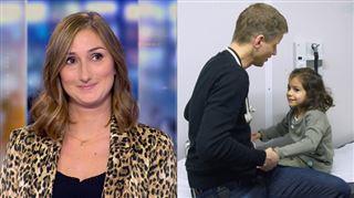 Les mercredis d'Amélie- RTL TVI nous plonge en immersion à l'hôpital des enfants 4