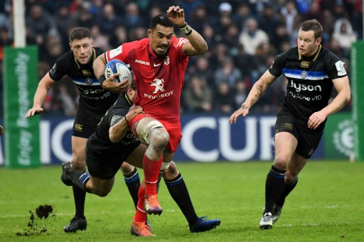 Top 14: Jerome Kaino (Toulouse) absent