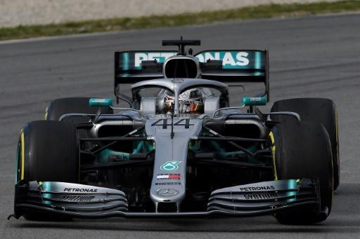 Hamilton (Mercedes):