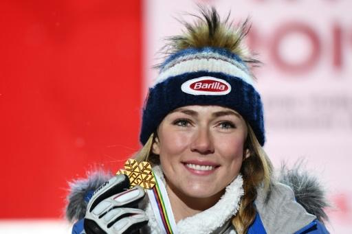 Ski: Shiffrin, absente à Crans-Montana et Rosa Khutor, ne battra pas le record de Maze
