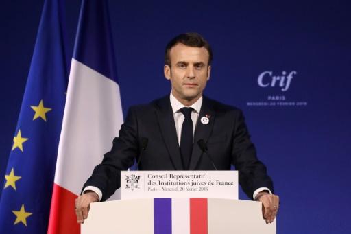 Macron déplore une