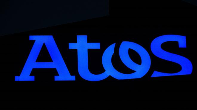 Une soixantaine de travailleurs du groupe Atos en grève