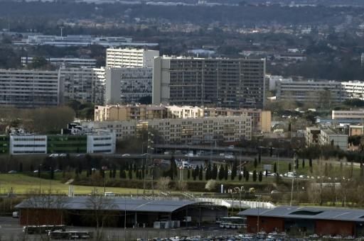 Dans un quartier sensible de Toulouse,