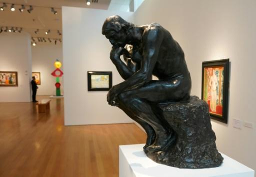 Sculptures de Rodin: un an de sursis requis contre un Américain accusé de contrefaçon