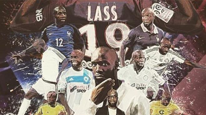 PSG : résiliation de contrat pour Diarra (officiel)