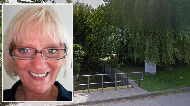 Le corps sans vie de Véronique Quidouce retrouvé dans un cours d'eau à Spiennes- un homme entendu 1