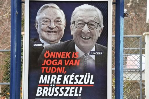 La grogne contre la campagne anti-Juncker d'Orban grandit en Allemagne