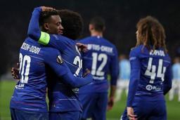 Europa League - Arsenal et Chelsea soufflent, Genk et Bruges éliminés