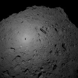 Japon: la sonde Hayabusa2 a réussi à se poser sur l'astéroïde Ryugu