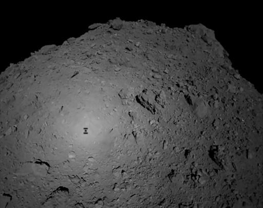 Japon: la sonde Hayabusa2 a réussi à se poser sur l'astéroïde Ryugu (Agence spatiale)