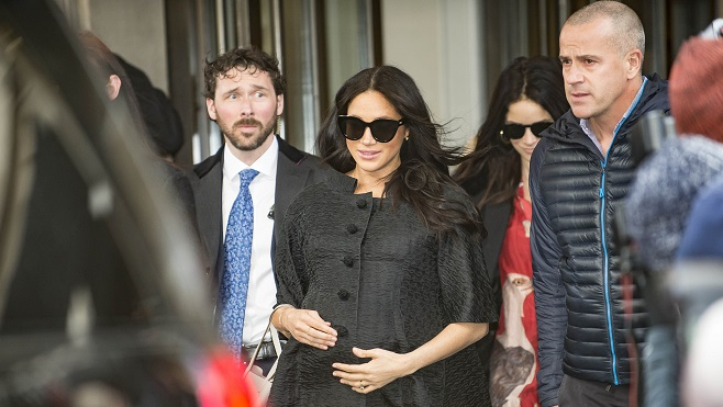 Baby Shower de Meghan Markle à New York: cette petite attention trop mignonne qu'elle a eue à l'égard de son époux Harry