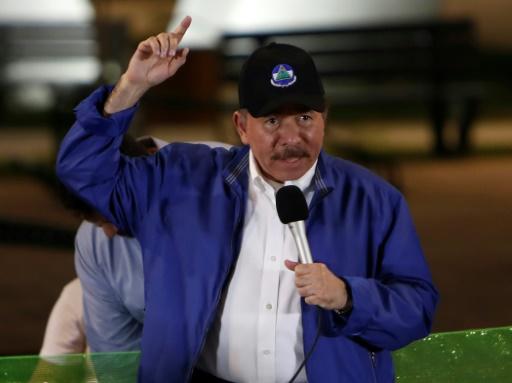 Nicaragua: Ortega annonce des négociations pour résoudre la crise