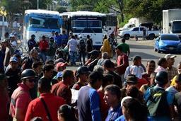 Quelque 3,4 millions d'habitants ont déjà quitté le Venezuela