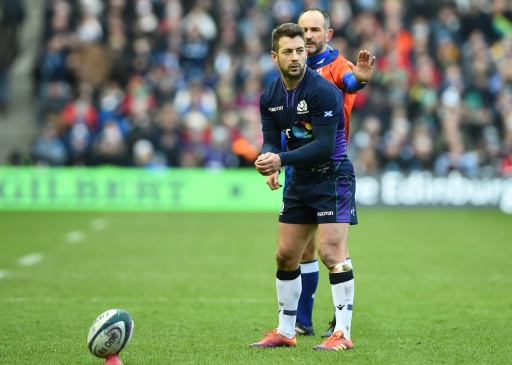 Six nations: l'Ecosse ne changera pas son jeu contre la France, indique Laidlaw
