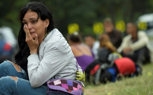 Venezuela: 2,7 millions d'habitants ont fui le pays depuis 2015