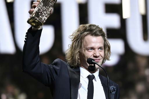 César 2019 du meilleur acteur à Alex Lutz pour