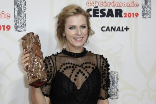 Karin Viard et Philippe Katerine, meilleurs acteurs dans un second rôle aux César