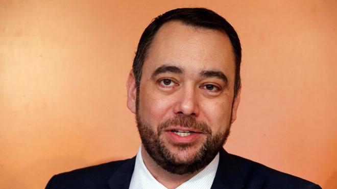 Maxime Prévot tête de liste du cdH aux élections fédérales en province de Namur