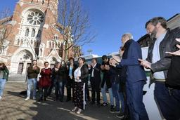 Groen lance sa campagne sous le slogan