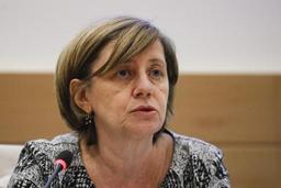 Sophie Dutordoir au conseil d'administration de la Communauté européenne du rail