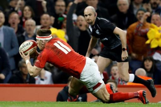 Six nations: le pays de Galles renversant, première victoire pour la France