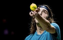 Tennis/ATP 250 Marseille - Tsitsipas