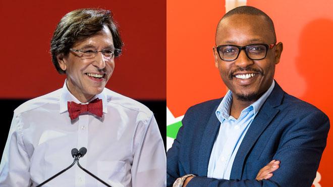 Le PS imite-t-il le PTB? Les deux concurrents de la gauche se suivent de très près dans cette campagne...