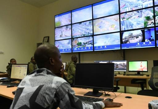 L'Afrique dans le viseur de la vidéosurveillance dernier cri
