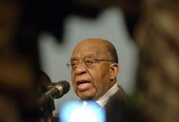 Décès de l'ancien Premier ministre congolais Antoine Gizenga