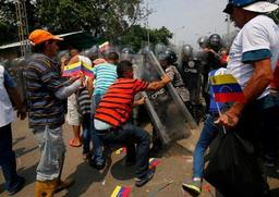 L'UE condamne le recours aux groupes armés et se dit prête à augmenter son aide au Venezuela
