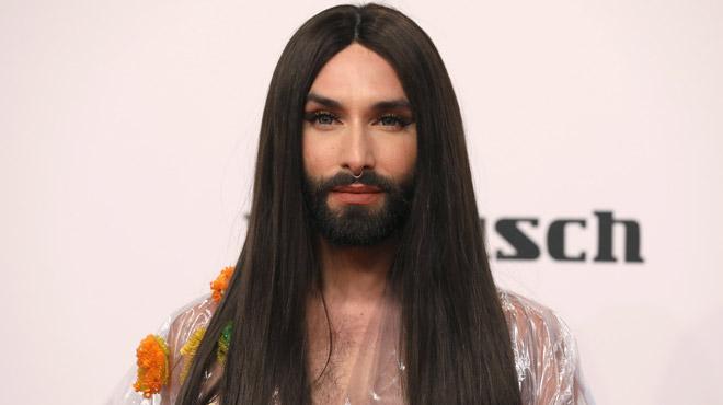 Conchita Wurst ne ressemble plus du tout à ça (photos)