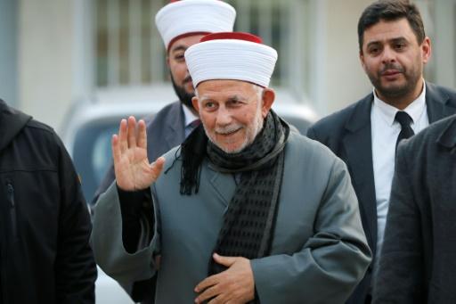 Un haut dignitaire  musulman de Jérusalem libéré de prison (police)