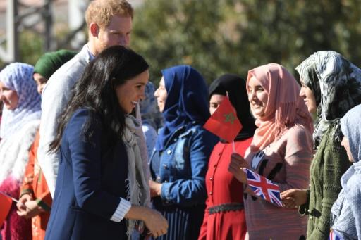 Harry et Meghan au Maroc: visite centrée sur l'éducation des jeunes femmes