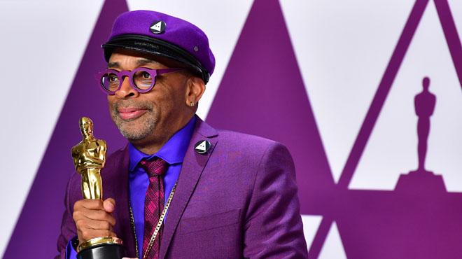 Oscars 2019: premier Oscar pour Spike Lee, la revanche de l'oublié d'Hollywood